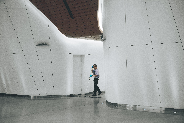 Erhvervsrengøring og rengøring København