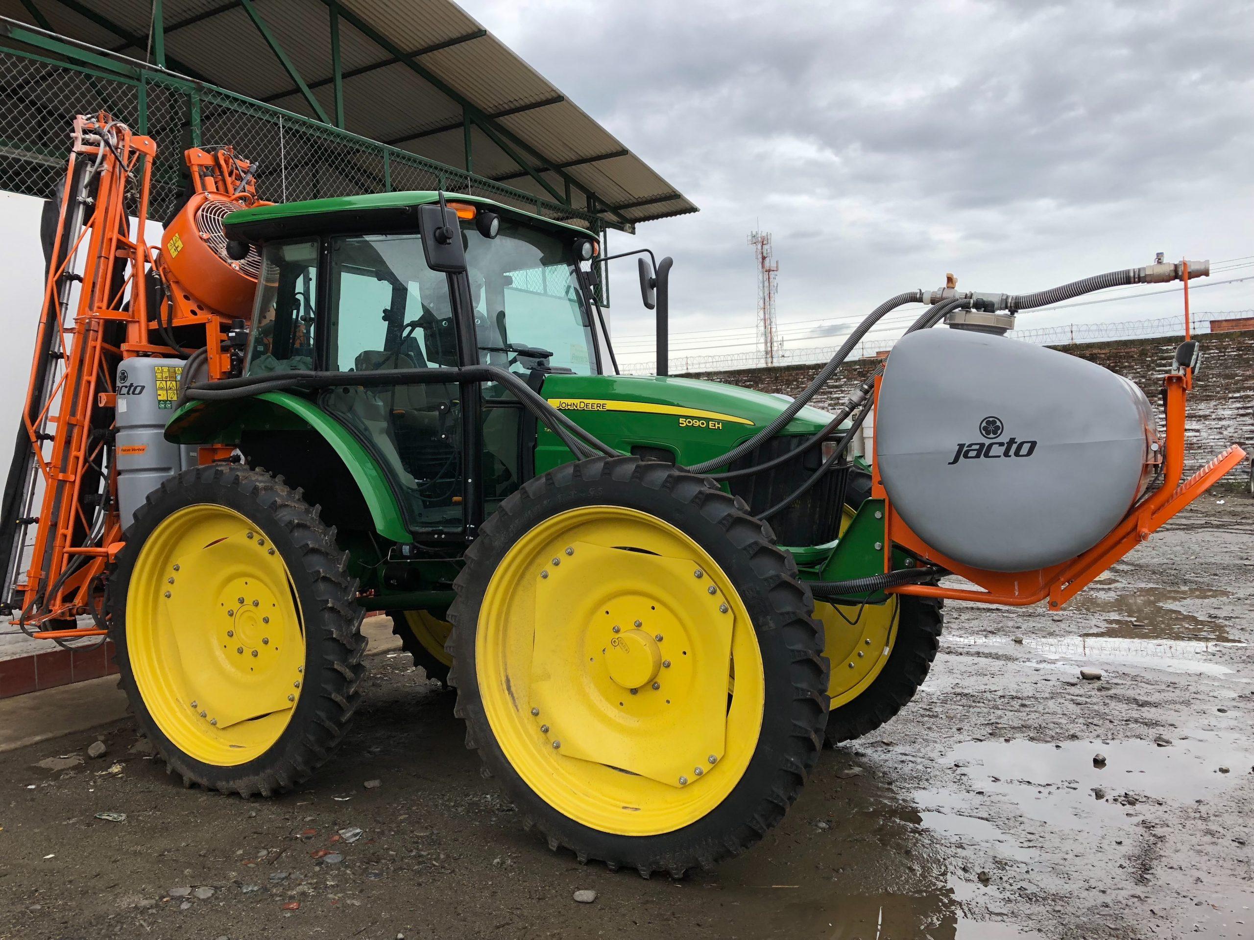 Harve til traktor